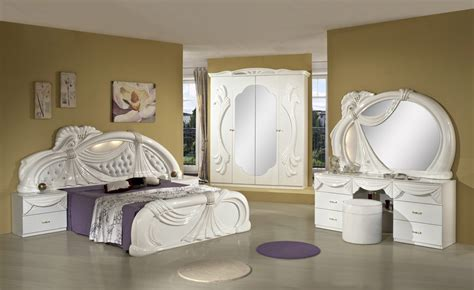 italian bedroom set white italian classic bedroom set made in italy
