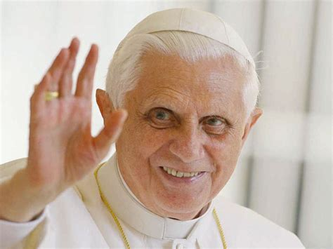 I Papa foto di papa benedetto xvi