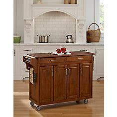 home styles create a cart warm oak kitchen cart with home styles create a cart warm oak finish with oak top