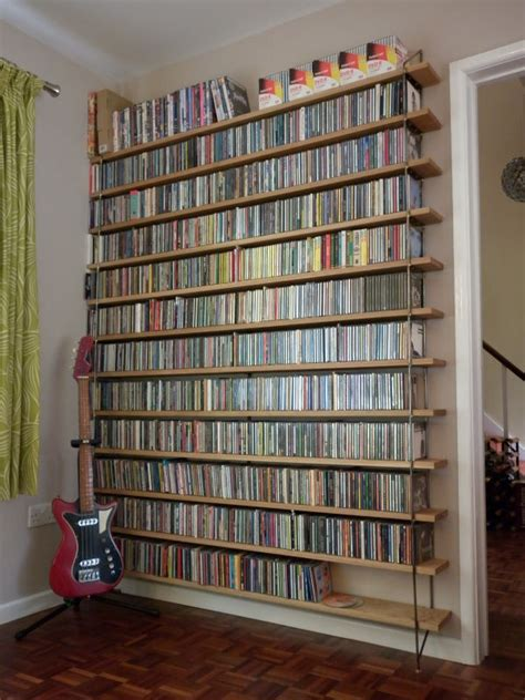 Dvd Storage Shelf by Jute Butcher Cd Shelves Jpg 600 215 800 Grumpy And