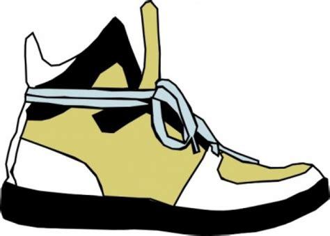 running shoe clip nike running shoes clipart clipart panda free clipart
