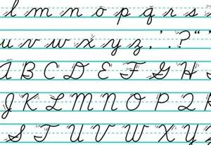 how to write in cursive alphabet memes