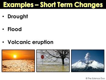 short note on design for environment environmental changes powerpoint and notes by the