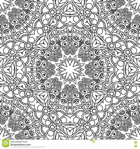 coloring pages for adults vector coloring pages for adults decorative hand drawn doodle