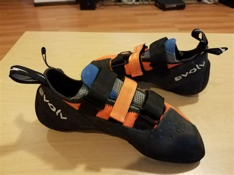 climbing shoes size evolv evolv shamans climbing shoes size usm 11 eur