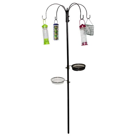 deluxe bird feeding station accessories