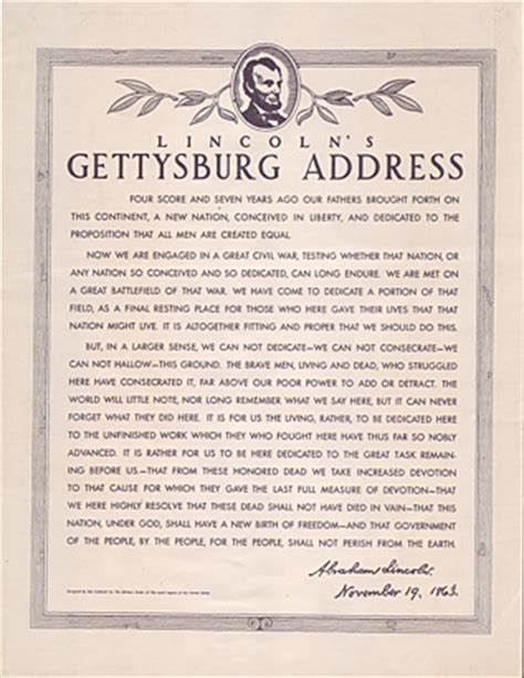 gettysburg address gettysburg address lincs gett add 0219 the lincoln financial foundation collection