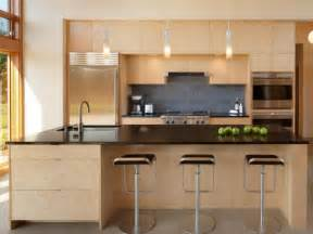 kitchen with sleek black countertops this beautiful modern best and cool custom islands ideas for your home
