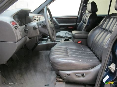 agate interior 2000 jeep grand limited 4x4 photo