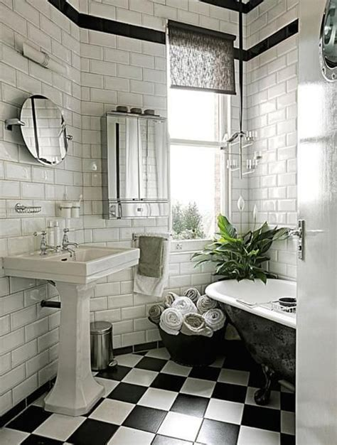 bathroom tile ideas black and white 40 black and white bathroom floor tile ideas and pictures