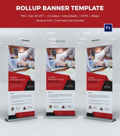 templates for pop up banners 14 best lynkfood roll up banner images on pinterest