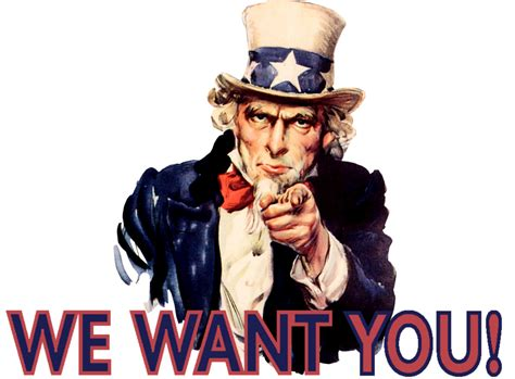 we want you to apply