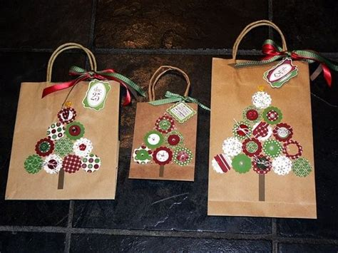 brown christmas gifts best 25 decorated gift bags ideas on cheap gift bags diy kraft bags and paper bags