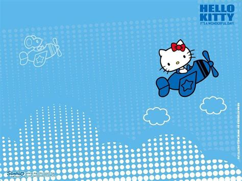 hello kitty wallpaper online blue hello kitty wallpapers wallpaper cave