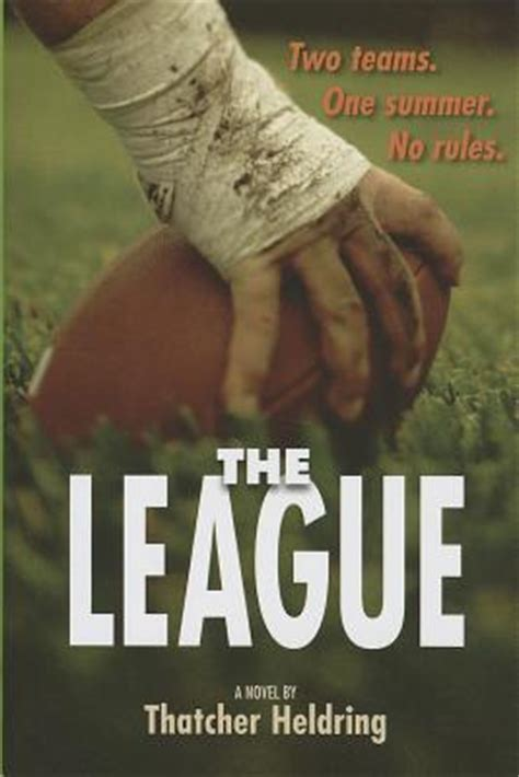 Book Review Everything A Needs To About Football By Simeon De La Torre And Brown by The League By Thatcher Heldring Reviews Discussion