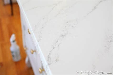 faux marble painting technique faux carrara marble painting technique fo makeover