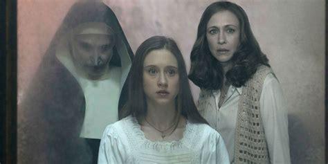the nun cast valak actress nun theory irene lorraine warren are the same person