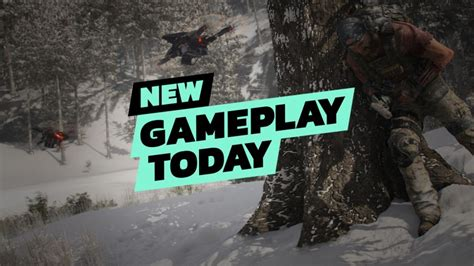 gameplay today ghost recon breakpoint game informer