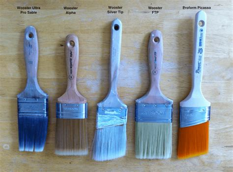 what is the best paint to use on kitchen cabinets battle for the best paint brush traditional painter