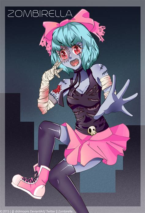 imagenes del virtual hero zombirella virtual hero by didimoons on deviantart