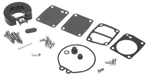 mercury outboard motor carburetor kits c m marine distributing mercury outboard carburetor kit