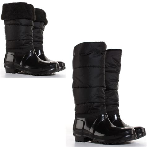black winter boots for shoes mod