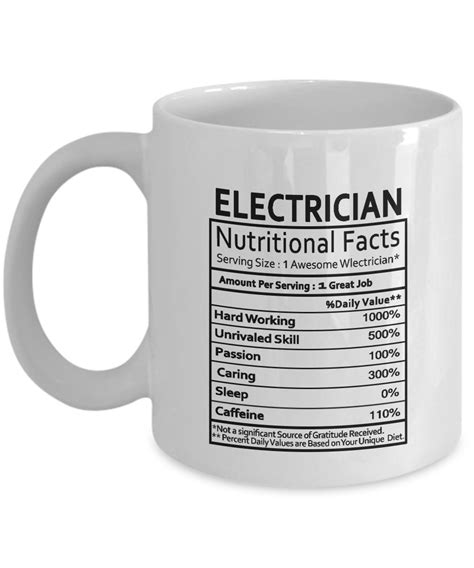 electrician coffee mug electrician gifts electrician
