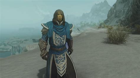 skyrim robes blue telvanni mage robes at skyrim nexus mods and community