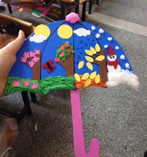umbrella craft for 3d umbrella crafts for day 4 171 funnycrafts