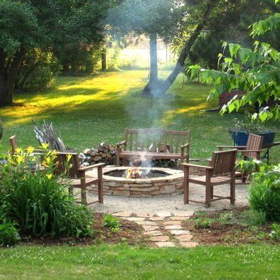 Backyard Pit by Best 25 Pit Designs Ideas Only On