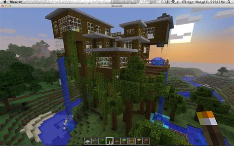 tree house designs minecraft minecraft treehouse google search minecraft pinterest minecraft ideas