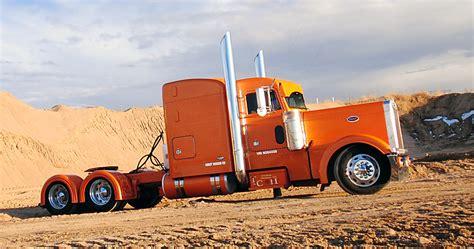 scow end tipper peterbilt trucks 379