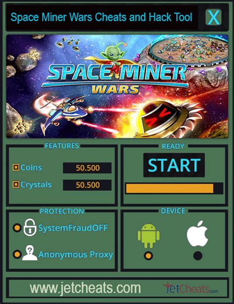 game mod tool ios space miner wars cheats free hack tool for android ios