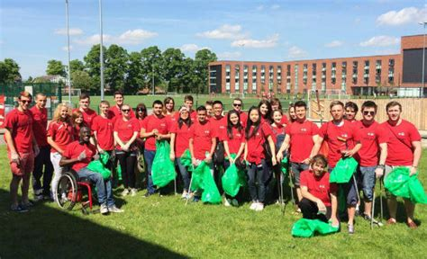 Chester Mba Top Up by Students Help To Clean Up The Community Chester