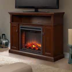 simplifire electric fireplace entertainment center
