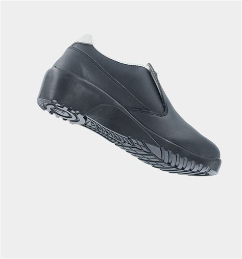 chaussure cuisine femme sophie noir nordways