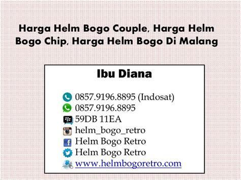 Helm Bogo Chip 0857 9196 8895 i sat harga helm bogo harga helm