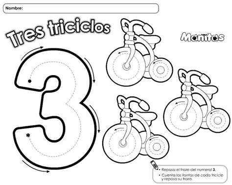 dibujos para colorear colorear y aprender aprende los numeros con dibujos y colorea