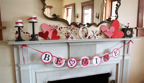 Valentines Home Decor by S Day Decorations Ideas 2016 To Decorate Bedroom