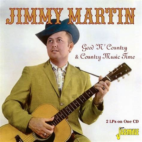 Jimmy Martin jimmy martin n country cd new 604988369427 ebay
