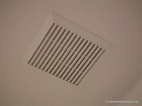 ceiling fan for bathroom bathroom remodel installing a bathroom vent through