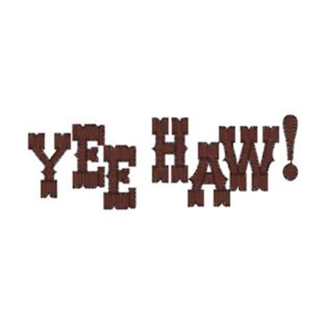 Yee Haw by Yee Haw Clipart