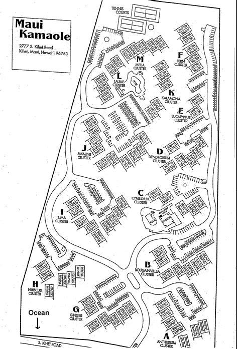 html layout property maui kamaole property layout southshore maui condo