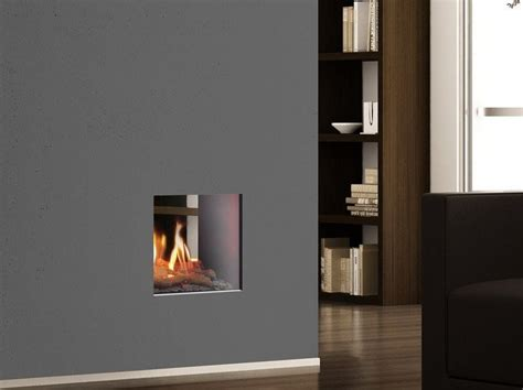 Two Sided Gas Fireplace Insert by Portofino Sided Fireplace Insert By Italkero
