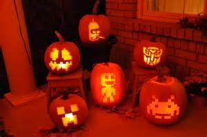 minecraft pumpkin pumpkin carving 2011