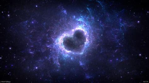 heart galaxy wallpapers hd wallpapers id