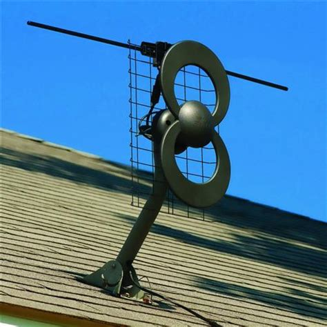 antennas direct clearstream  long range uhfvhf antenna combo pack     solid signal