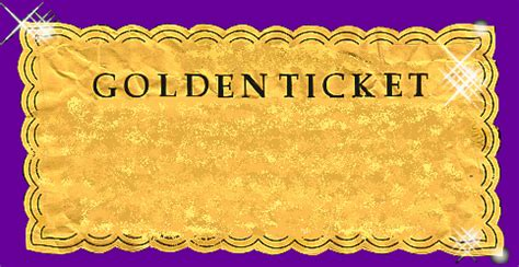 10 Best Images Of Wonka Golden Ticket Blank Template Willy Wonka Golden Ticket Blank Template Free Golden Ticket Template Editable
