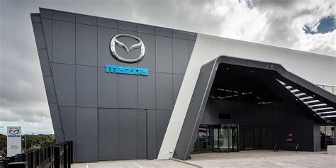 mazda headquarters mazda australia opens up new hq