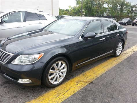 first lexus first time lexus owner with a 2009 ls 460 clublexus